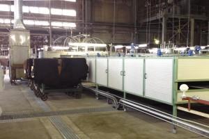 Secadoras Target de Infragas Nova Impianti