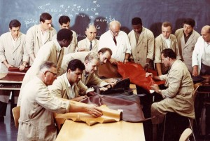 125 aniversario de Leather Chemical de BASF