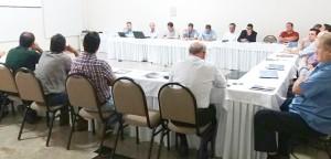 última reunión del Centro de Industrias de Curtidos de Brasil.