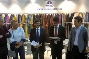 Tata International lanza su nueva gama de cueros de lujo