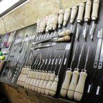 Curtidos y componentes en Futurmoda, marzo 2017