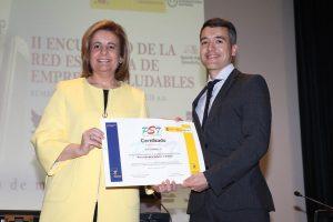 BASF Española, premiada por su promoción de la salud laboral