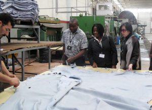 Asistentes en el taller organizado por Unido.
