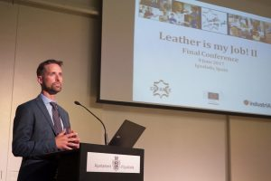 Leather is my Job! presenta sus conclusiones en Igualada
