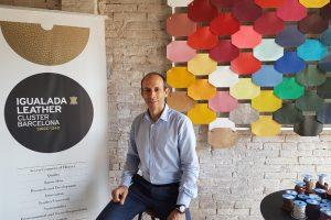 «El principal objetivo del clúster es incrementar la competitividad de las curtidurías de Igualada»