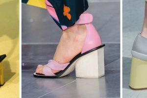 Zapatos y complementos de cuero: primavera-verano 2018