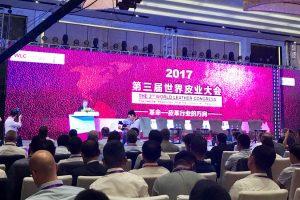 Concluye en Shanghái el tercer Congreso Mundial del Cuero