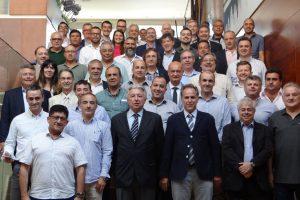 Cromogenia acoge una nueva reunión técnico-comercial internacional
