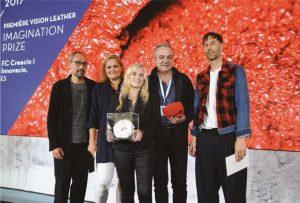 FC Creacio i Innovacio fue galardona con el PV Imaginación.