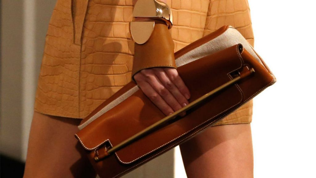 Bolso de Hermès.