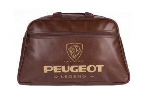 Peugeot lanza una línea de marroquinería vintage