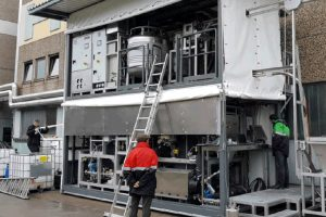 Lanxess prueba con éxito su planta piloto X-Biomer
