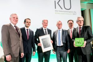 Lanxess recibe el premio Innovación en Clima y Medioambiente