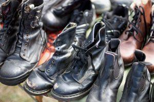 Valorización de los residuos de la piel acabada de calzado
