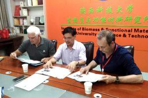 Smit & Zoon promueve la investigación de la curtición sostenible en China