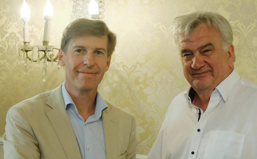 Andreas Kidermann presidente Cotance