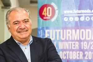 José Antonio Ibarra, nuevo presidente de Futurmoda