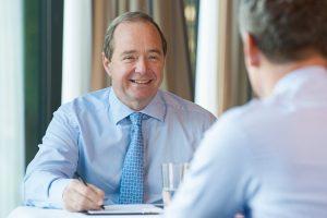 Frank Sonnemans, nuevo director financiero de Stahl