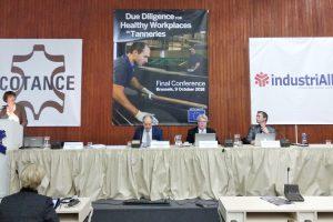 Cotance presenta las conclusiones de su auditoria para la seguridad laboral en la industria del curtido