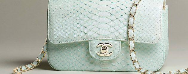 Chanel deja de usar de pieles exóticas pero mantiene el cuero