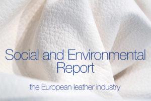 «Cuero: Informe europeo social y medioambiental 2020»