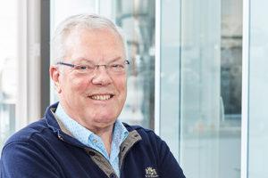 Frans van den Heuvel, responsable de Stahl Campus, se jubila