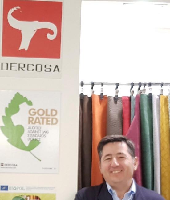 Pablo Ríos Navarro, director general de Dercosa.