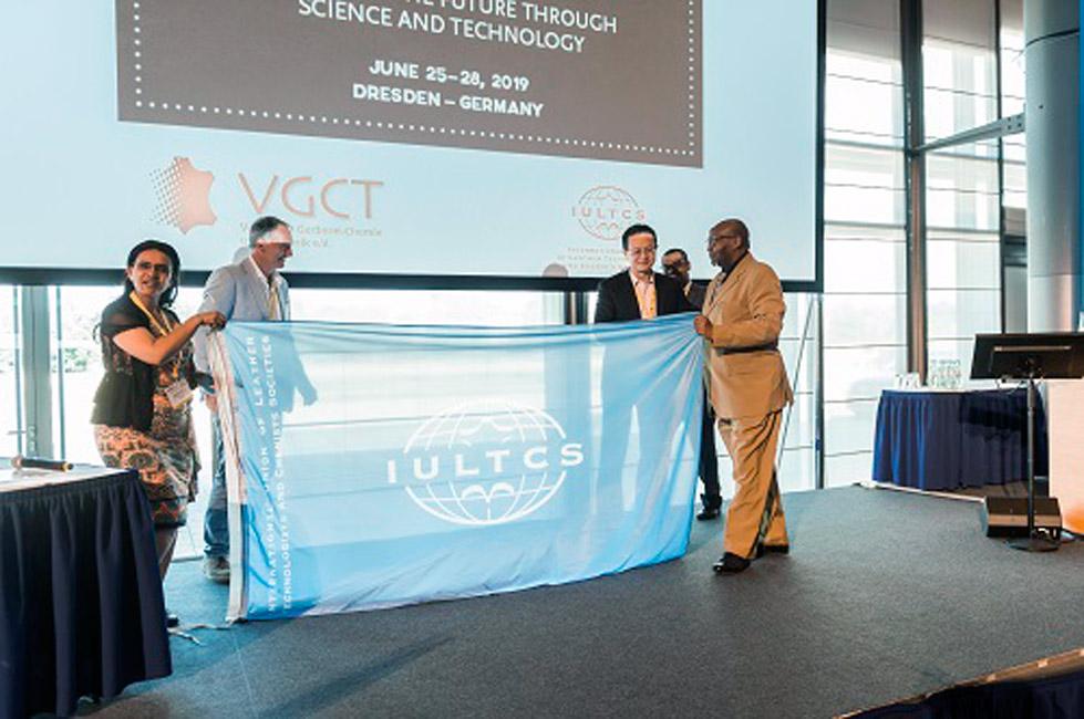 Último congreso de la Iultcs en Dresde (Alemania).
