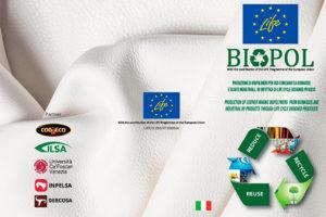 Life Biopol, biopolímeros más ecológicos para la fabricación de cueros