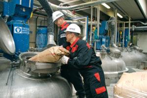 Lanxess abandona la producción de químicos con cromo