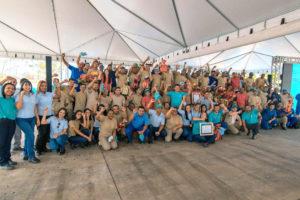 La unidad de Marabá de JBS Couros recibe el sello de oro de CSCB
