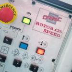Rotor 135 Speed