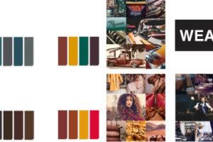 TFL presenta su nuevo catálogo de tendencias de color otoño-invierno 2021/2022