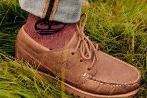 El cuero sostenible protagoniza la última colección de Timberland