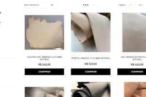 «Gran éxito» del e-commerce de Cortume Krumenauer durante su primer mes