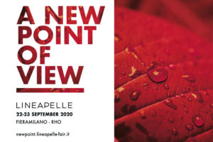 Lineapelle – A new point of view confirma su edición presencial de septiembre