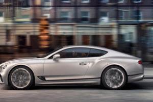 Bentley Motors se convierte en el primer fabricante de automóviles en unirse a Leather Working Group