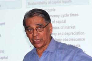 Thirumalachari Ramasami, galardonado con el Premio al Mérito de Iultcs 2021