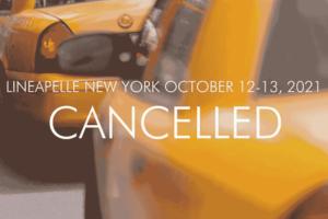 Lineapelle New York cancela su edición de octubre de 2021